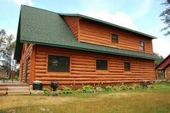 De cabine van de vakantie Royalty-vrije Stock Foto's