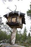 De cabine van de verschrikking Royalty-vrije Stock Foto's