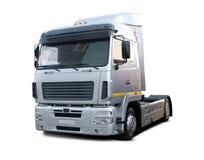 De Cabine van de vrachtwagen royalty-vrije stock afbeeldingen