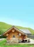 De cabine van kinderen Royalty-vrije Stock Fotografie