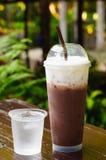 De cacao van het ijs Stock Fotografie