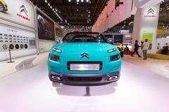 2015 de Cactus M Concept van Citroën Stock Fotografie