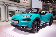2015 de Cactus M Concept van Citroën Royalty-vrije Stock Foto