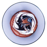 De cake isoleert Royalty-vrije Stock Afbeelding