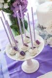 De cake knalt Royalty-vrije Stock Afbeelding