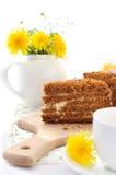 De cake van Ðoney Stock Fotografie