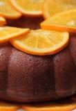 De cake van Bundt stock foto's