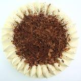 De cake van chocolademocca Royalty-vrije Stock Afbeelding