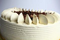 De cake van chocolademocca Royalty-vrije Stock Afbeeldingen