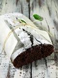 De cake van Coccoa Stock Afbeelding