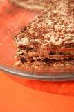 De cake van Coffe Royalty-vrije Stock Afbeeldingen