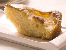 De cake van de ananas Stock Afbeelding