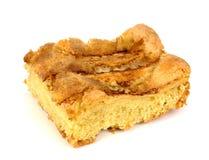 De cake van de appel Royalty-vrije Stock Foto