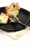 De Cake van de bosbes Royalty-vrije Stock Afbeelding