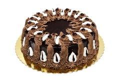 De cake van de chocolade Royalty-vrije Stock Afbeelding