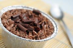 De cake van de chocolade Royalty-vrije Stock Foto's