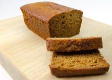 De cake van de gember Royalty-vrije Stock Fotografie