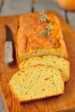 De Cake van de Havermout van de pompoen en van de Thyme Stock Afbeelding