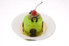 De cake van de kiwi Stock Foto's