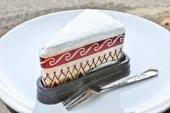 De cake van de kokosnoot Royalty-vrije Stock Fotografie