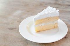 De cake van de kokosnoot Royalty-vrije Stock Foto's