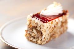 De Cake van de Kroon van Frankfurt royalty-vrije stock fotografie