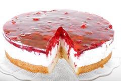 De cake van de laag Stock Foto