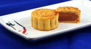De Cake van de maan Royalty-vrije Stock Foto