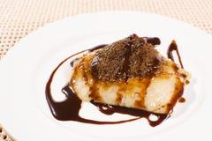 De cake van de rijst Stock Afbeelding