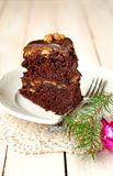 De Cake van de schildpad Royalty-vrije Stock Foto