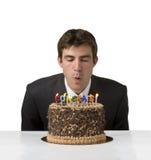 De Cake van de viering Royalty-vrije Stock Afbeelding