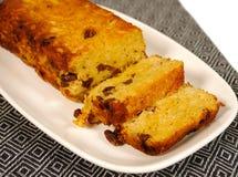 De cake van deegwaren Stock Foto's