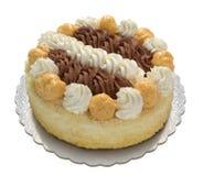 De cake van heilige honorè Royalty-vrije Stock Foto's