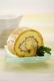 De cake van het broodje Royalty-vrije Stock Afbeeldingen