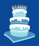 De cake van het feestvarken stock illustratie