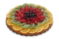 De cake van het fruit royalty-vrije stock fotografie