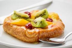 De cake van het fruit Royalty-vrije Stock Foto