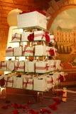 De cake van het huwelijk # 3 Stock Foto's