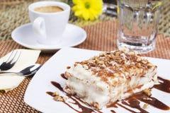 De cake van het koekje royalty-vrije stock afbeelding