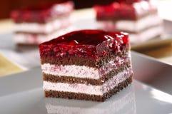 De cake van het koekje royalty-vrije stock foto's