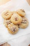 De cake van het peperkoekkoekje Stock Foto