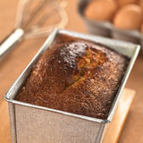 De Cake van het pond Stock Foto