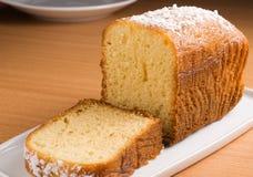 De cake van het pond stock afbeeldingen