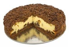 De cake van het pond Royalty-vrije Stock Afbeelding