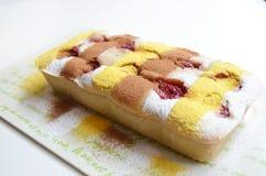 De Cake van het veganistpond Royalty-vrije Stock Fotografie