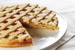 De cake van Marmelade stock foto's