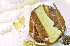 De cake van Pandorochristmas Royalty-vrije Stock Afbeeldingen