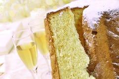 De cake van Pandorochristmas stock foto's