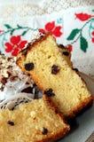 De cake van Pasen Stock Foto