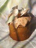 De cake van Pasen Royalty-vrije Stock Foto's